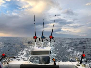 happy fisherman portland trolling