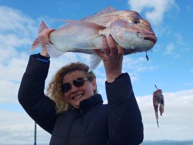 happy fisherman 2018 Rhyll Western Port