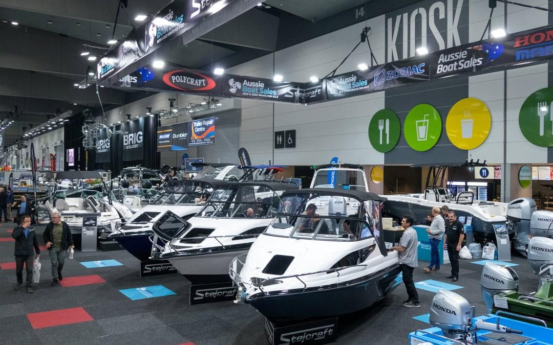2019 June 14th Melbourne Boat Show