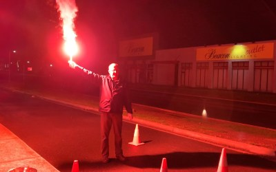 How To – Use a Safety Flare