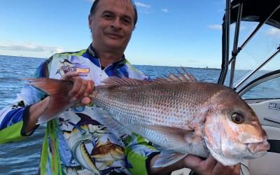 2019 Nov 30 – Fishing Portarlington arvo