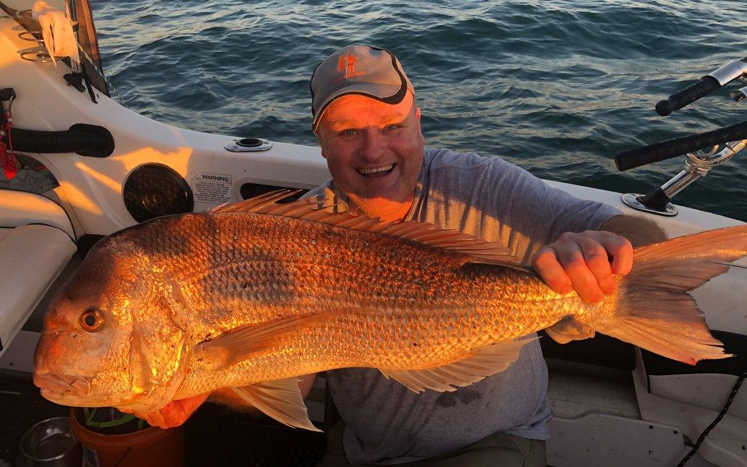 2020 Dec 15th – Happy Fisherman Fishing Portarlington
