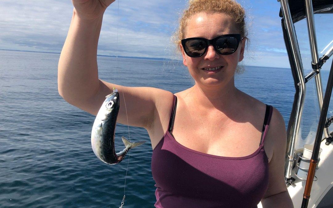 2020 Oct 20 – Fishing Port Phillip Bay