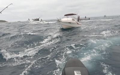 2021 Feb 24 – fishing port phillip bay