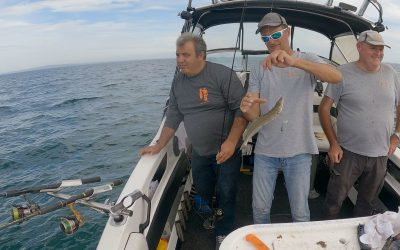 2021 March 7th – fishing St Leonards