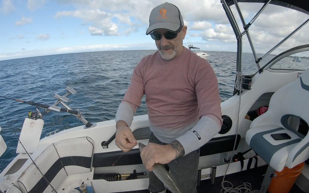 2021 April 25th – Fishing St Leonards with old man JJ