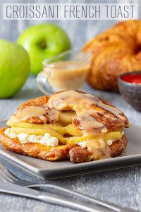 Croissant French Toast Recipe