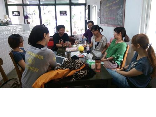 快樂英文讀書會/中華民國快樂英語協會