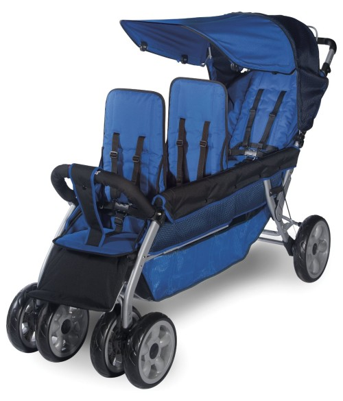 Joovy Picture Large Caboose Toddler