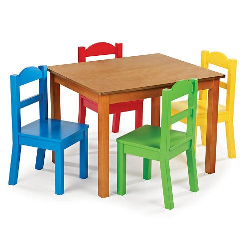 Top 10 Cutest Childrens Tables And Chair Sets