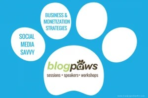 BlogPaws conference offers social media business and monetization educational courses and more