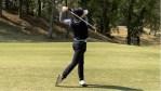 ゴルフスイングでフィニッシュを取る方法。取れない原因教えます。