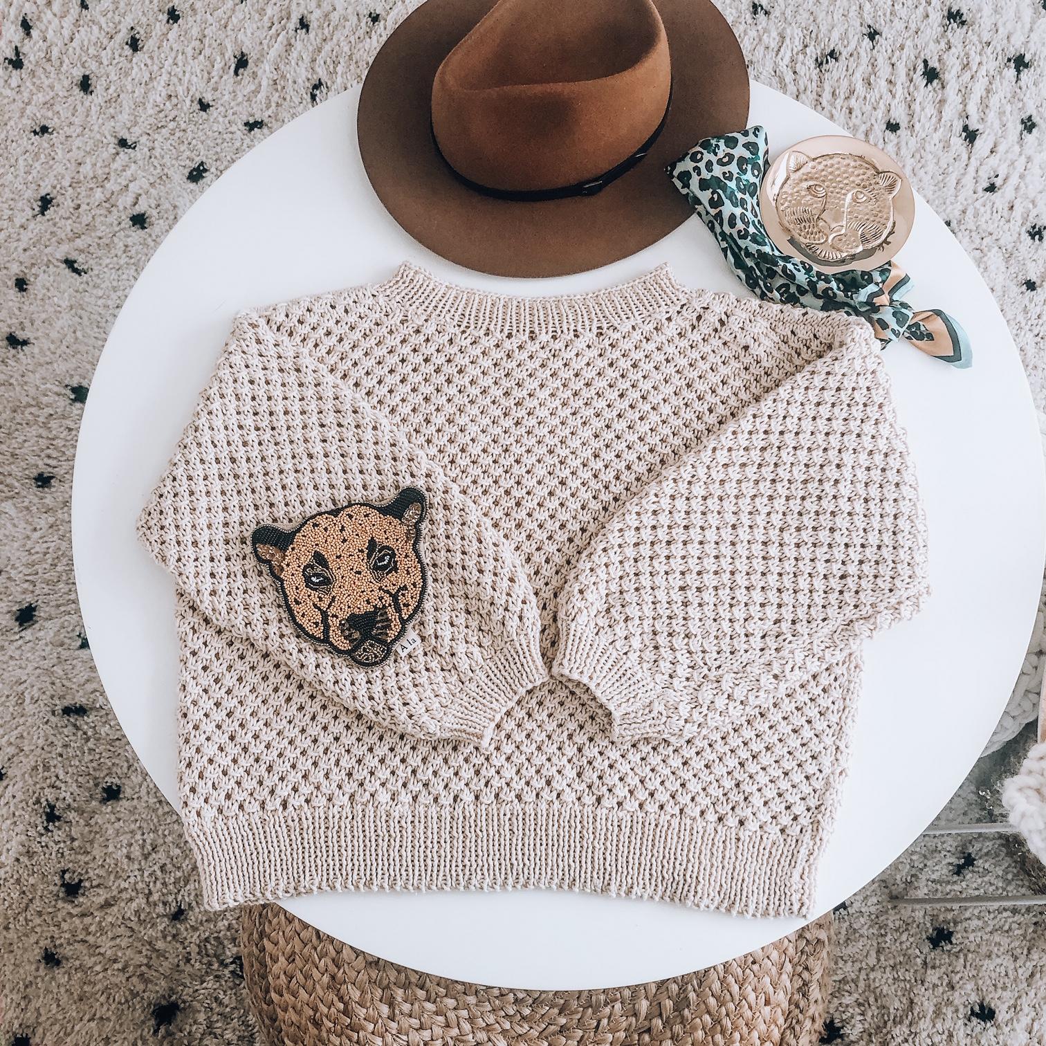 Saltwater sweater breien