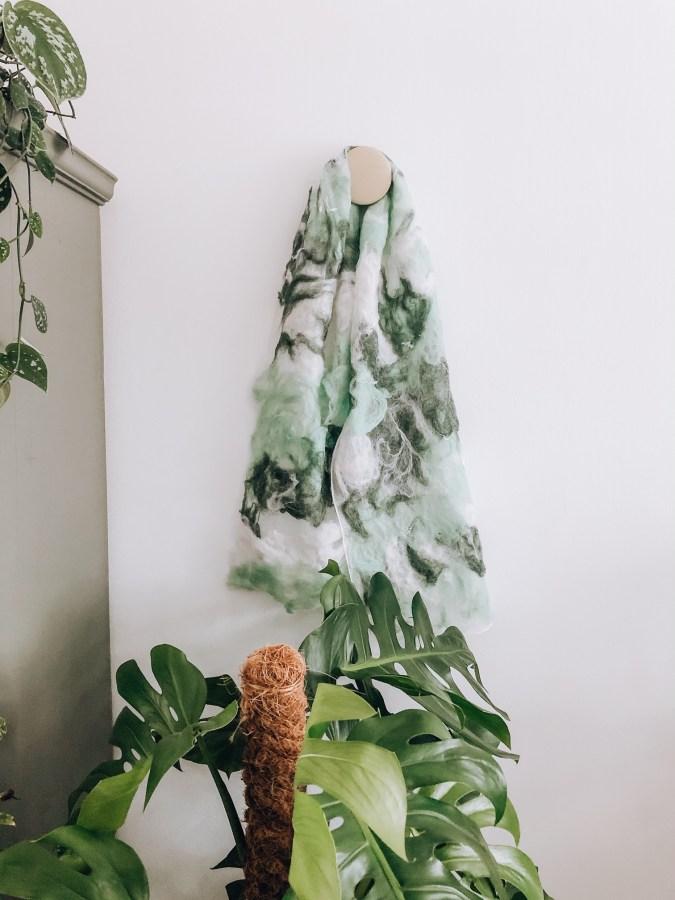 Sjaal vilten