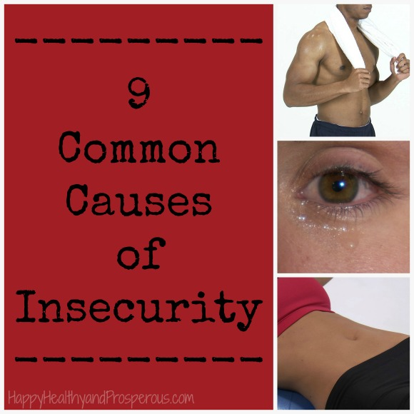 Most people deal with insecurity in one form or another. Read about the 9 common causes of insecurity and see examples of each in scripture.