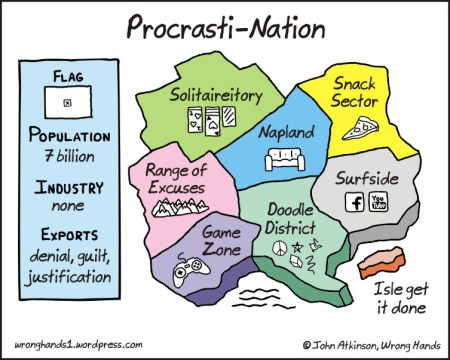 Funny Friday: Procrastination