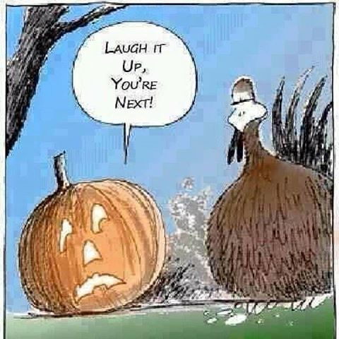 Halloween: Laugh It Up, You're next
