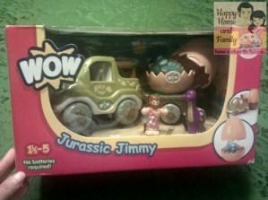 Dino Fun with Jurassic Jimmy