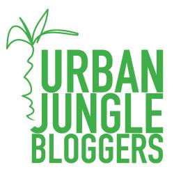 Urban Jungle Bloggers Logo by Joelix