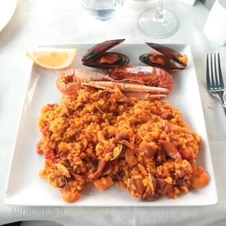 Paella mit Seafood by happyhomebog.de