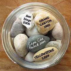 Project: Souvenir Rocks