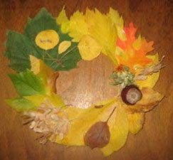 Project: Autumn's Glory Wreath