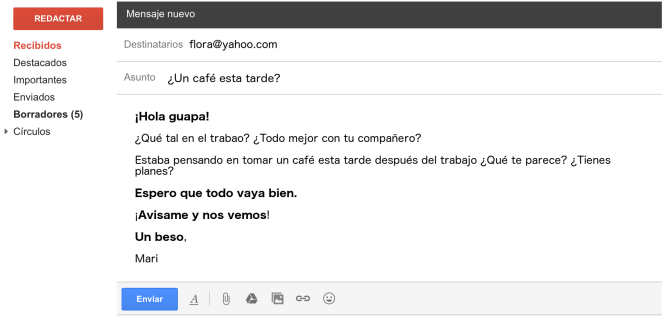 write an email in spanish like a native essential vocab and phrases home yahoo answers home yahoo answers que es cover letter yahoo templates - Que Es Un Cover Letter