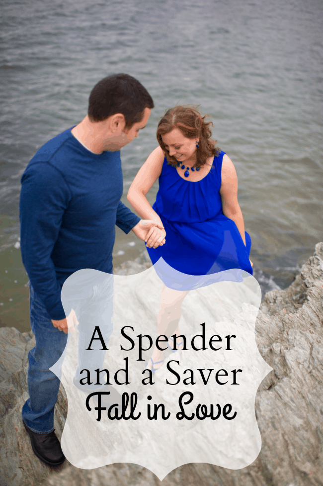 A Spender and Saver Fall In Love