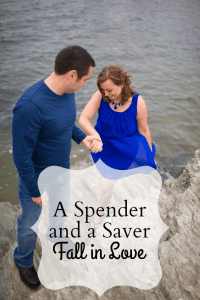 A Spender and a Saver Fall in Love
