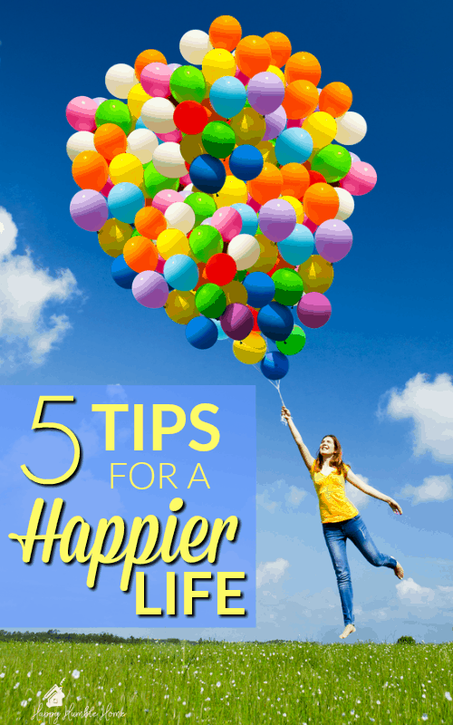 5 Tips for a Happier Life - Woah! I never thought about being in this way! Such a great perspective - and it made a huge difference for me! I know that if these 5 ways to be happier can work for me, they can work for you too!