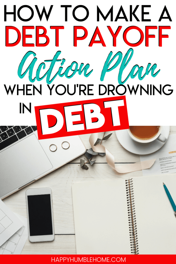 How to make a debt payoff action plan