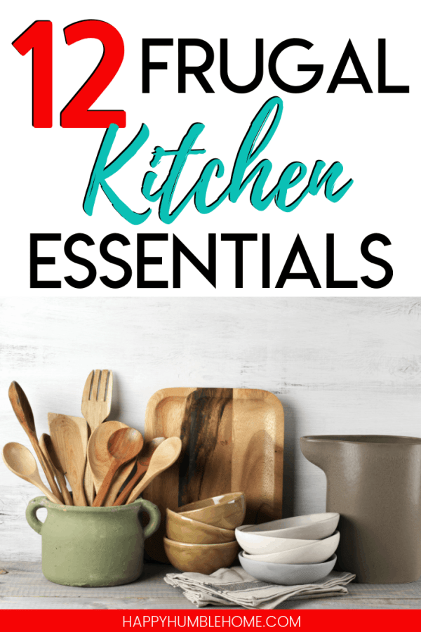 Frugal Kitchen Essentials