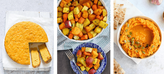 FRUGAL FALL APPETIZERS AND SIDES
