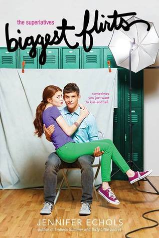 Biggest Flirts by Jennifer Echols Review: The Pure High School Experience