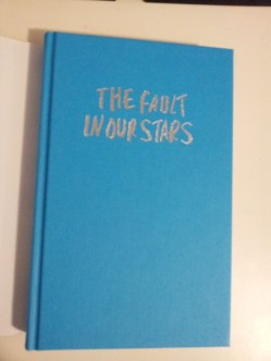 The Fault in Our Stars Hardback