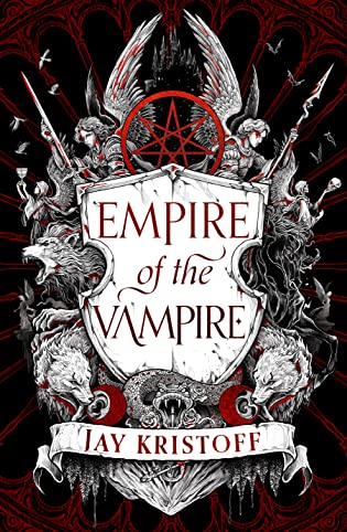 Empire of the Vampire Review: Vampires Like You've Never Seen Before