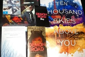 HarperCollins BTCYA Night with Upcoming 2016 Releases!