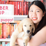 December Wrap Up & Book Haul Videos – MEET TOBY!