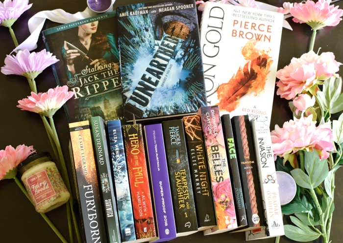 February Wrap Up, Penguin Teen Showcase & Book Haul