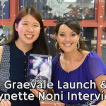 EVENT RECAP: Graevale Launch & Interview with Lynette Noni