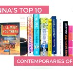 Jenna's Top 10 Contemporaries of 2016