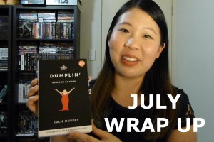 Video: July Wrap Up & August TBR