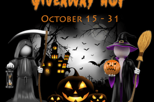October New Release Giveaway Hop (INT)