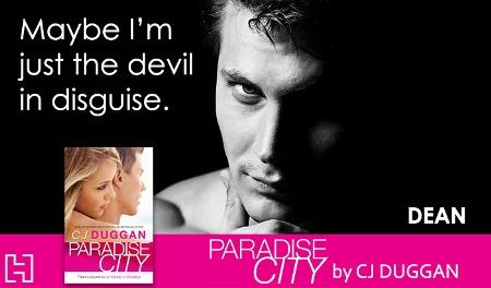 Paradise City Card Dean