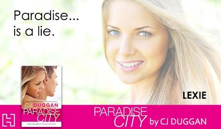 Paradise City Card Lexie
