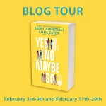 BLOG TOUR & GIVEAWAY: Yes No Maybe So