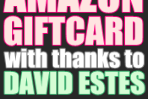 David Estes Amazon Review Giveaway + Free eBook