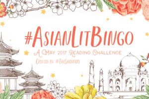 Asian Literature Challenge – My #AsianLitBingo TBR