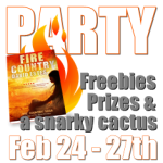Happy Birthday Fire Country: Giveaway, free eBook & Interview with Siena