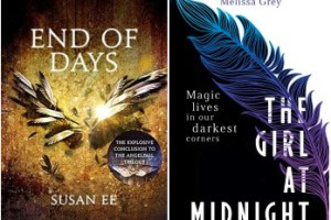 Fantasy Reviews #2 – End of Days & The Girl at Midnight